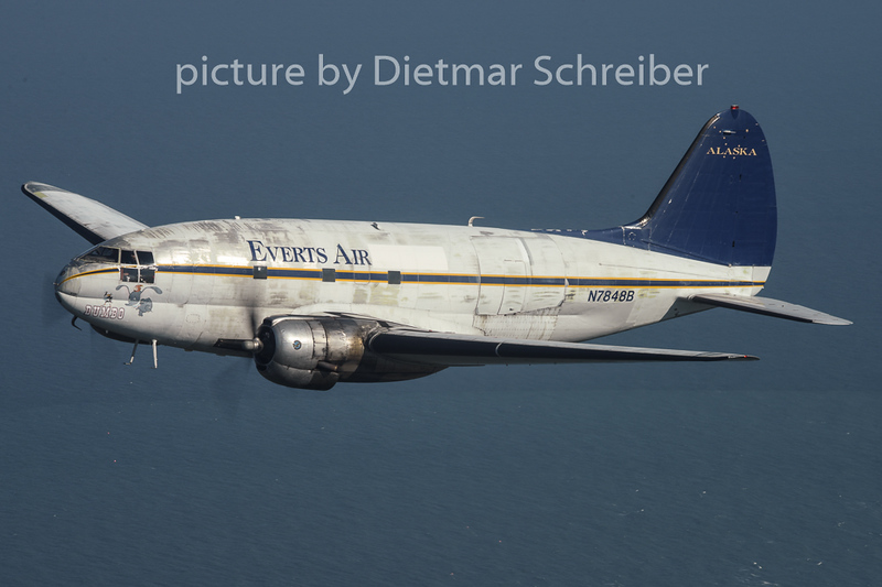 2015-06-19 N7848B Curtiss C46 Everts Air
