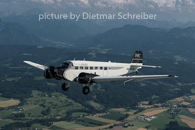 2015-07-11 HB-HOS Junkers Ju52 Ju Air