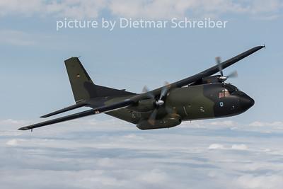 2015-08-10 50+86 C160 Transall German Air Force