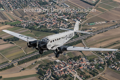 2015-08-12 D-CDLH Junkers Ju52 Lufthansa Berlinstiftung