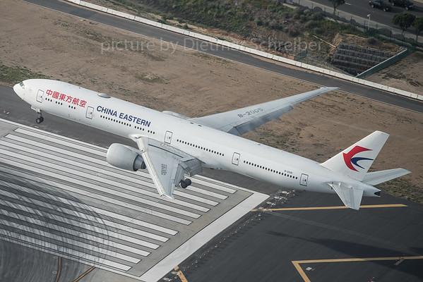 2016-03-02 B-2005 Boeing 777-300 China Eastern