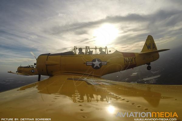 2016-03-11 N451WA North American T6 Texan