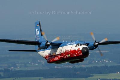 2016-08-15 50+95 C160 Transall German Air Force