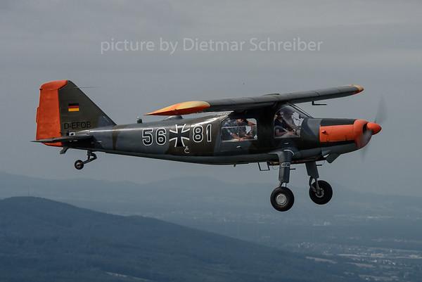 2016-08-20 D-EFOB Dornier 27