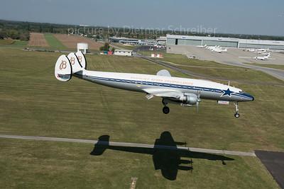 2016-09-09 HB-RSC Lockheed Constellation Breitling