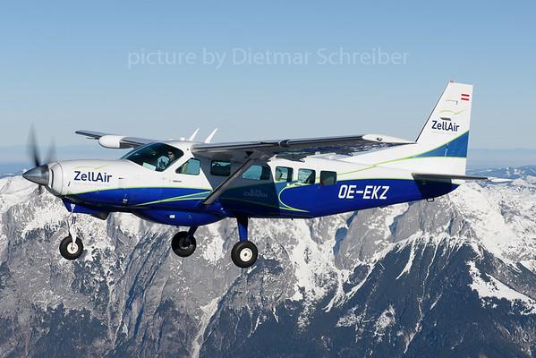 2016-12-31 OE-EKZ Cessna 208 Caravan Zell Air