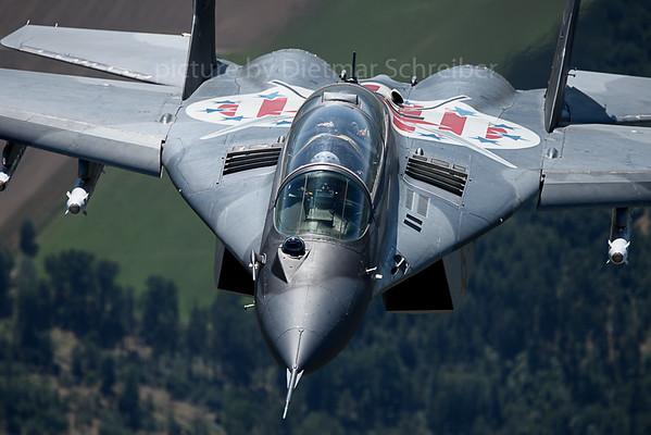 2017-09-14 15 Mig 29 Polish Air Force
