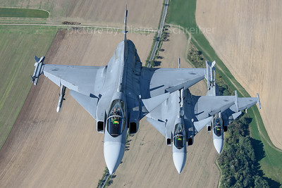 2017-09-14 Saab 39 Gripen Czech Air Force