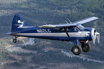 2017-05-26 N62LC Dash 2 Beaver Regal Air