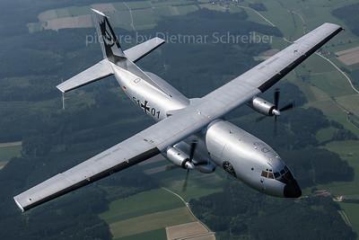 2017-06-02 51+01 C160 Transall German Air Force
