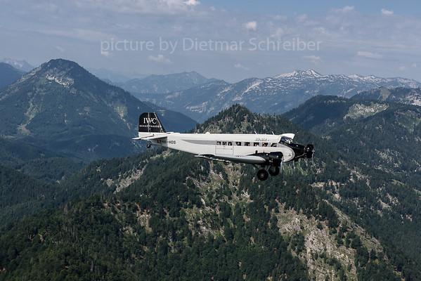 2017-07-08 HB-HOS Junkers Ju52 Ju Air