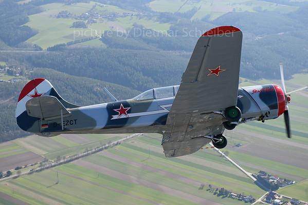 2018-04-06 D-EZCT Yakovlev 18A