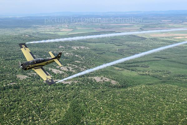 2018-05-01 OE-ESA T-28 Flying Bulls