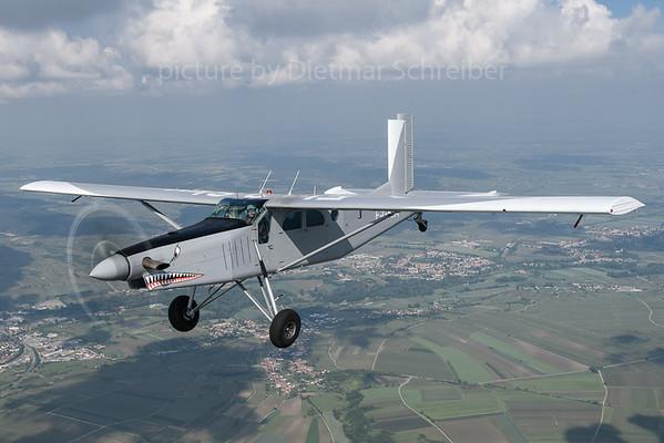 2018-05-19 F-GKIA Pilatus PC6 Turbo Porter Jumpclub Krems