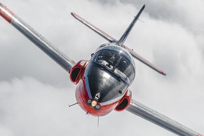 2016-06-08 G-BWGF / XW325 Jet Provost