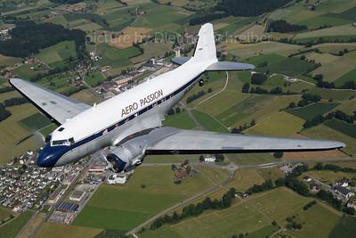 2018-06-20 HB-IRJ Douglas DC3 Aero Passion