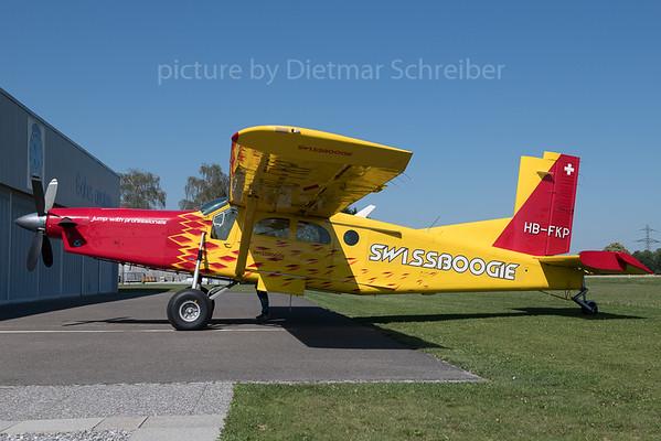 2018-06-20 HB-FKP PIlatus PC6 Swissboogie