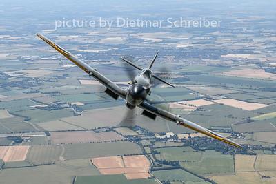 2018-07-03 G-IPSY Spitfire MkV