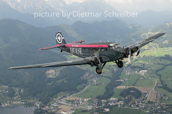 2018-07-07 HB-HOT Junkers Ju52 Ju Air