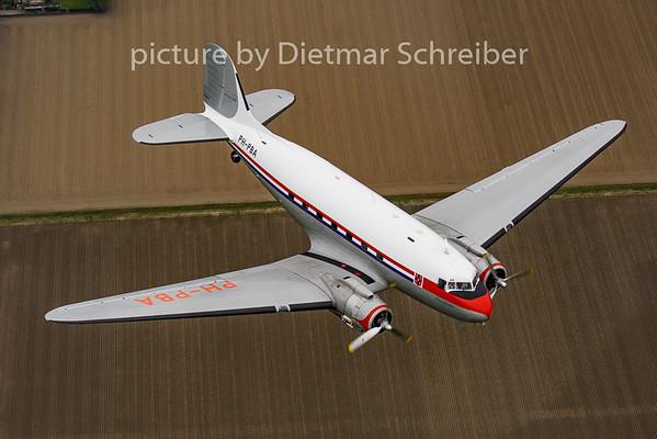 2018-08-19 PH-PBA Douglas DC3 Dutch Dakota Association