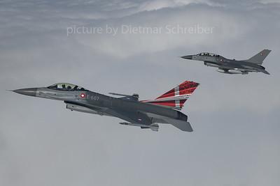 2018-09-06 E-607 / ET-199 F16 Danish AIr Force