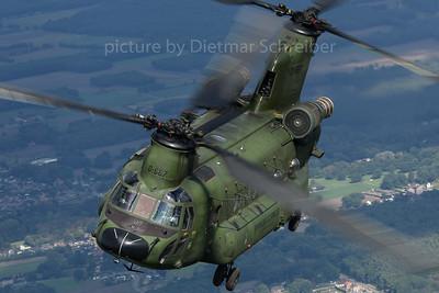 2018-09-07 D-667 CH47 Dutch Air Force
