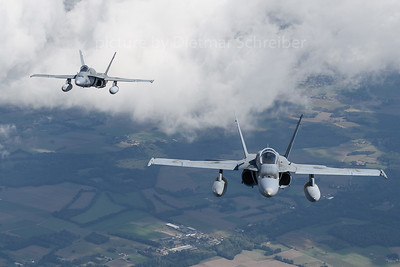 2018-09-07 15-17 / 15-26 F18 Spanish Air Force