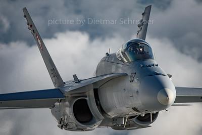 2018-09-07 J-5003 F18 Swiss Air Force