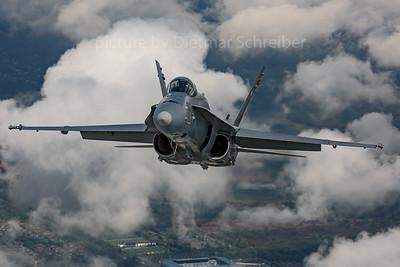 2018-09-07 J-5013 F18 Swiss Air Force