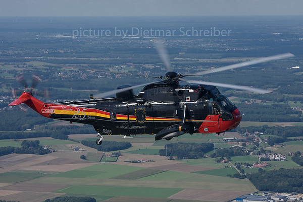 2018-09-07 RS-05 S61 Sea King Belgian Air Force