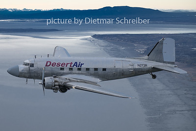 2018-09-26 N272R Douglas DC3 Desert Air