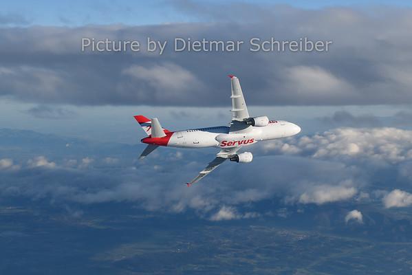 2018-12-04 OE-LBK Airbus A320 Austrian Airlines