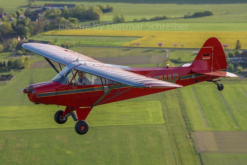 2019-04-25 D-EHAP Piper 18
