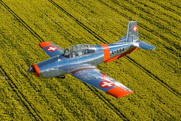 2019-04-25 F-AZQQ Pilatus P3