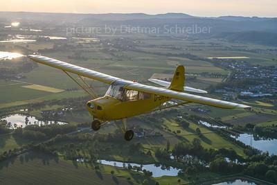 2019-05-30 D-EHYD Aeronca 7 Champion