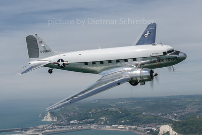 2019-06-02 N47E (0-30665) Douglas DC3 Miss Virginia