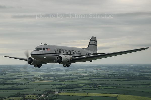 2019-06-04 N877MG Douglas DC3 Pan AMerican
