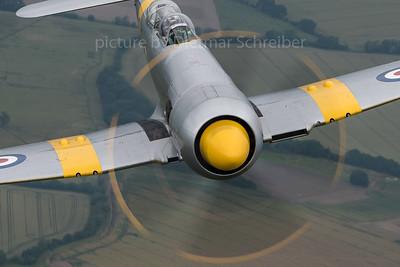 2019-07-09 G-INVN (WG655) Hawker Sea Fury