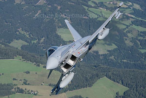 2019-09-03 7L-WN Eurofighter Typhoon Austrian Air Force