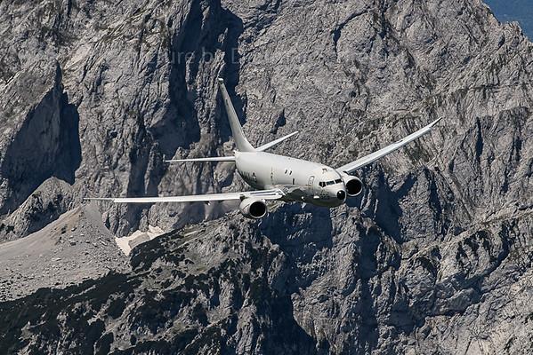 2019-09-04 169329 Boeing P8 Poseidon United States Navy