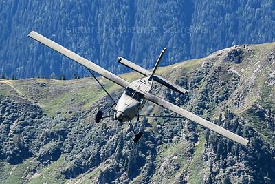 2019-09-04 3G-ED Pilatus PC6 Austrian Air Force
