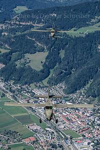 2019-09-04 3G-EE / 3G- ED Pilatus PC6 Austrian Air Force
