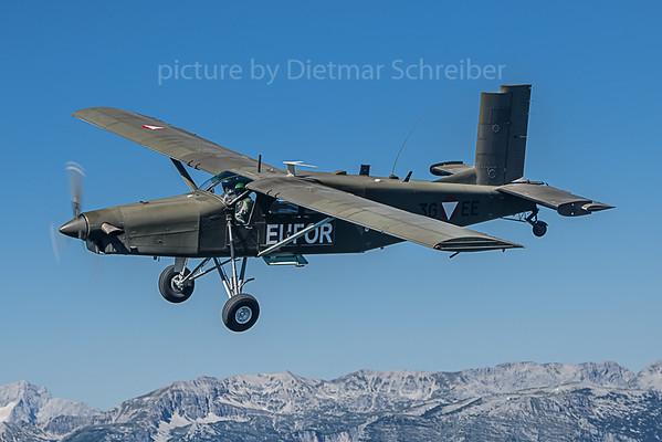 2019-09-04 3G-EE Pilatus PC6 Austrian Air Force