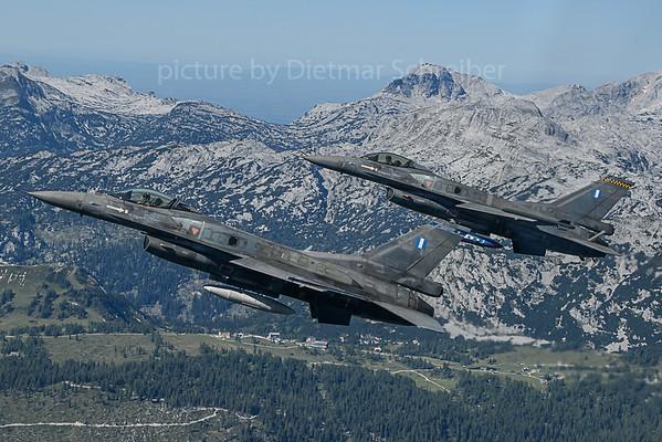 2019-09-04 535/509 F16 Greece Air Force