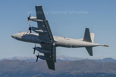2019-09-04 60+08 Lockheed P3 Orion German Marine