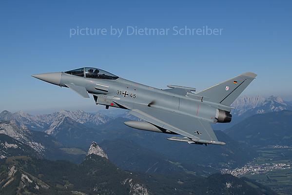 2019-09-04 31+45 Eurofighter German Air Force