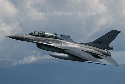 2019-09-05 J-065 F16 Dutch Air Force