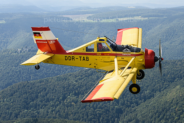2019-09-13 D-FOAB / DDR-TAB PZL 106 Kruk