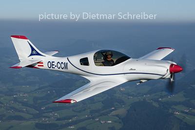 2020-09-08 OE-CCM Lancair 390