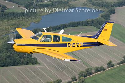 2020-09-12 D-EIZJ Beech 33
